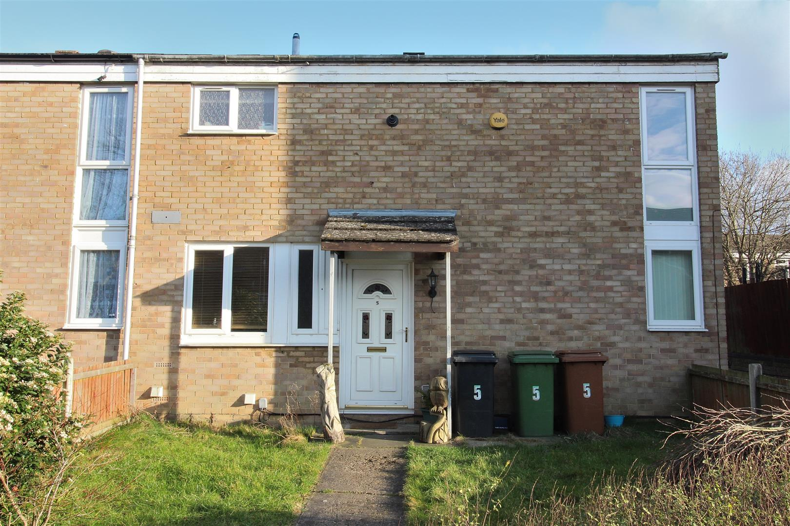 3 Bedrooms End Of Terrace House for sale in Trelawney, Wellingborough